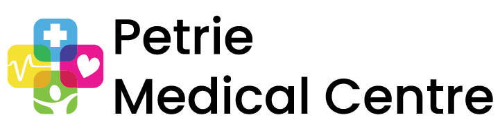Petrie Medical Centre Logo